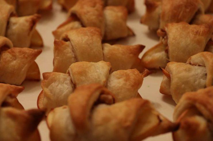 Mini Apfel Zimt Croissants Artikelbild
