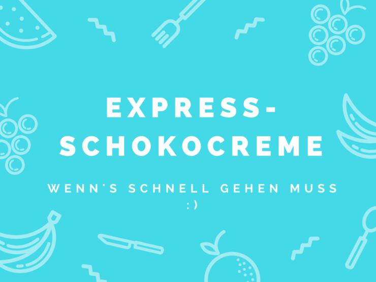 Express Schokocreme Artikelbild
