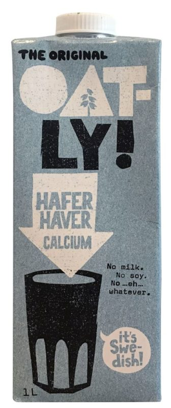 Oatly Hafer Calcium