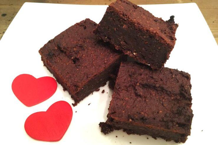 Süßkartoffel Brownies Artikelbild