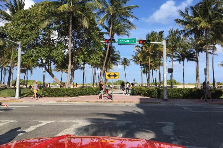 Ocean Drive Miami - Florida Teil 1 - Artikelbild