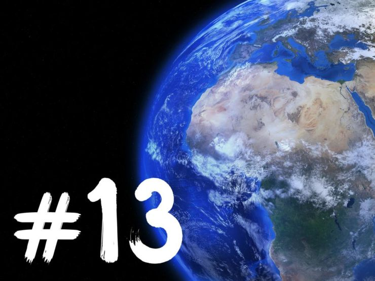 Wochenrückblick #13 Artikelbild