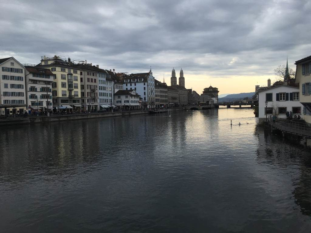 Ade Zürich & bis bald!