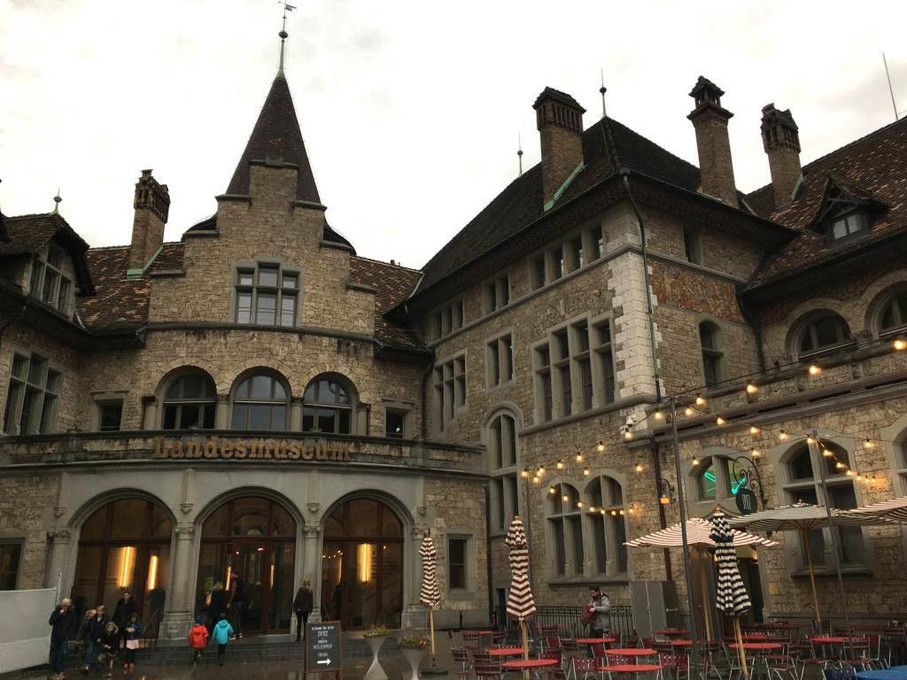 Das Schweizer Landesmuseum
