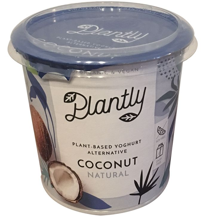 Plantly Coconut Natur