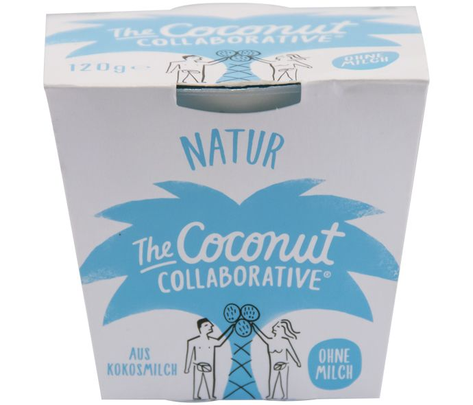 nfnf vegane Joghurtalternativen The Coconut Collaborative Natur