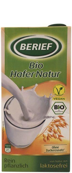 BERIEF Bio HaferNatur