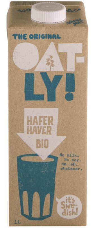 Oatly Hafer Bio