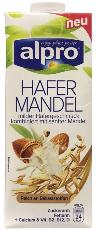 alpro Hafer Mandel