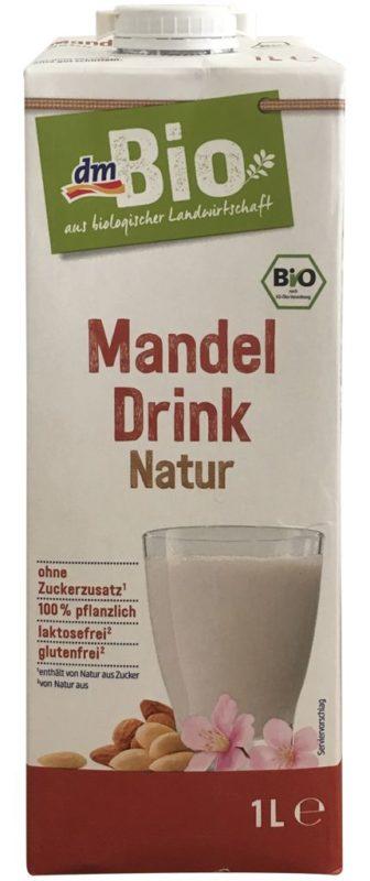 dmBio Mandeldrink Natur