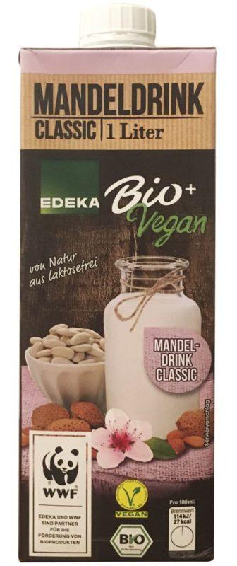 EDEKA Bio+Vegan Mandeldrink classic
