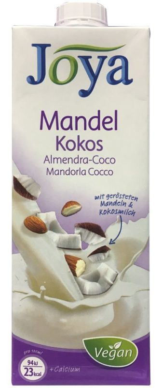 Joya Mandel Kokos