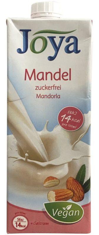 Joya Mandel zuckerfrei