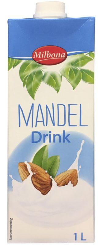 Milbona Mandeldrink (Lidl)