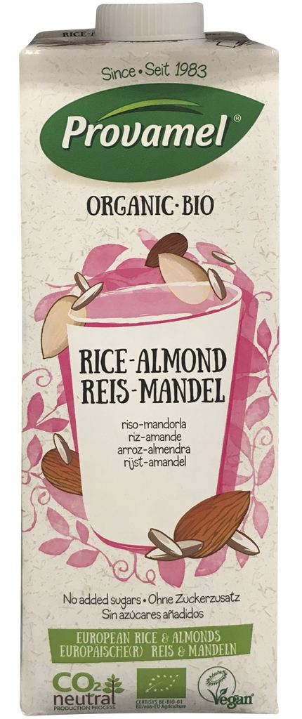 Provamel Bio Reis-Mandel