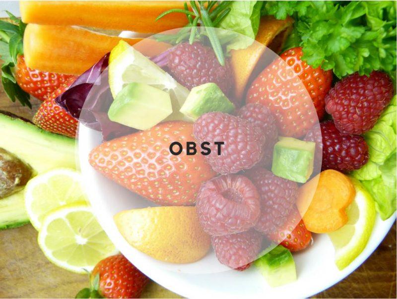 Heisshunger auf Obst