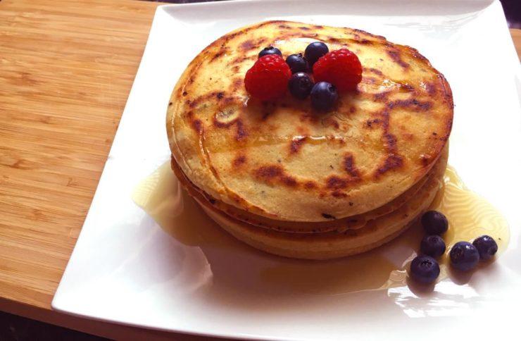 nfnf vegane Pancakes Artikelbild