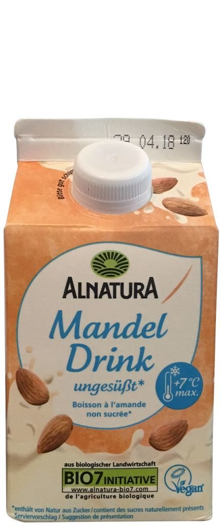 Alnatura Mandeldrink fresh