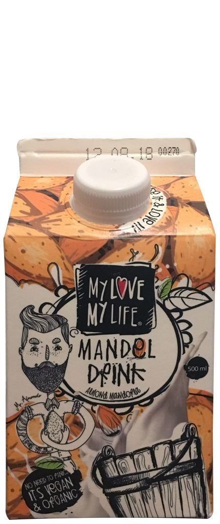 MyLove MyLife Mandeldrink