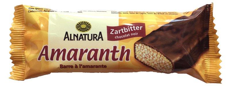 Alnatura Amaranth Zartbitter