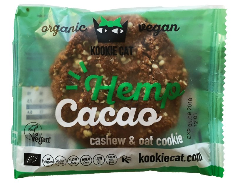 Kookie Cat Hemp Cacao