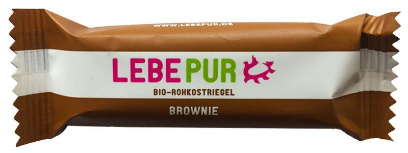 Lebebpur Bio-Rohkostriegel Brownie