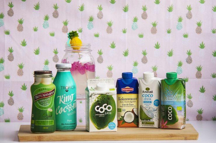 Kokoswasser-Vergleich 2019 - 25 Produkte im Test