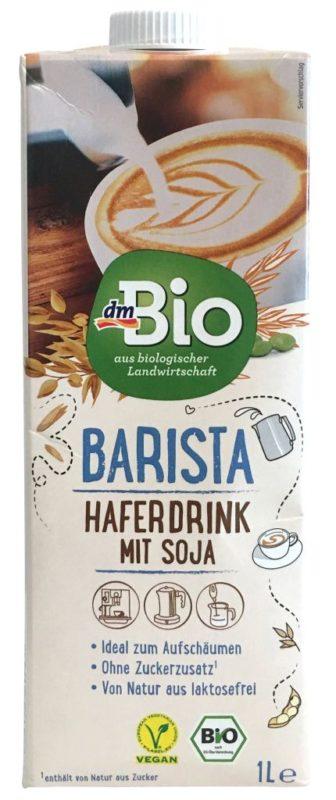 dmBio Barista Haferdrink mit Soja