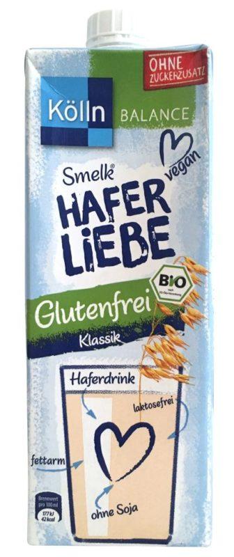 Kölln Smelk Haferliebe Glutenfrei Klassik