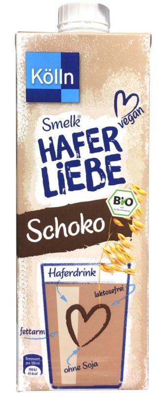 Kölln Smelk Haferliebe Schoko