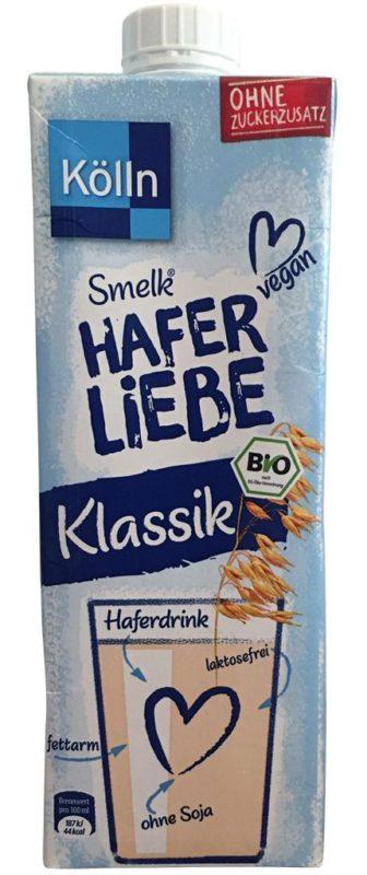 Koelln Smelk Haferliebe Klassik