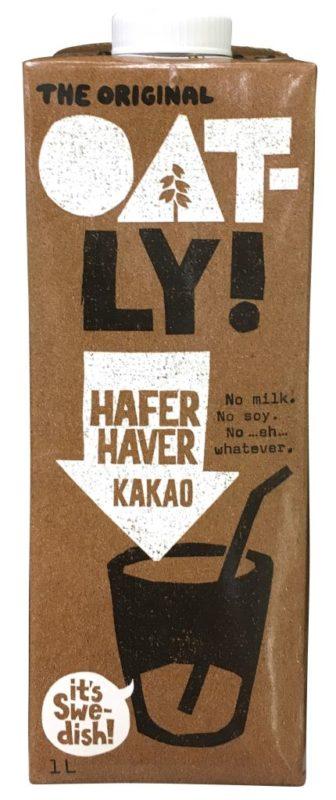 Oatly Hafer Kakao