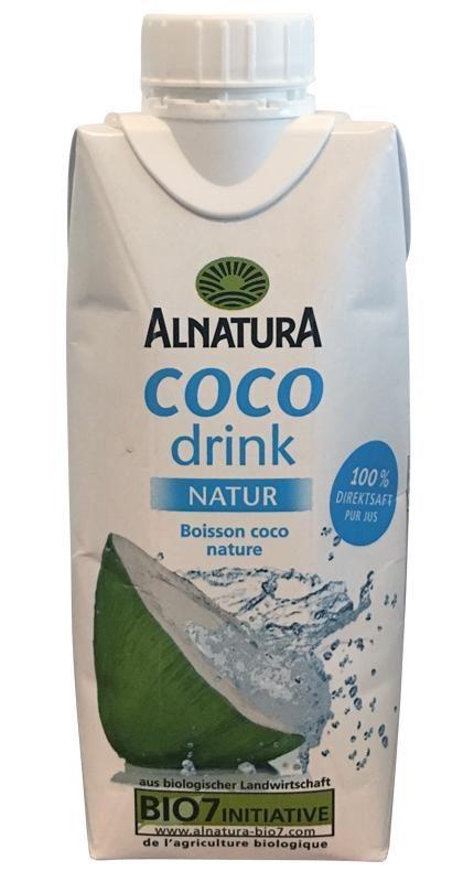 Alnatura coco drink natur