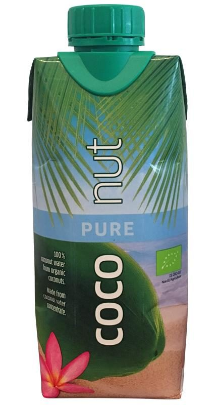 aquaverde coconut pure
