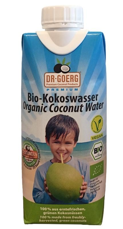 Dr Goerg Bio-Kokoswasser