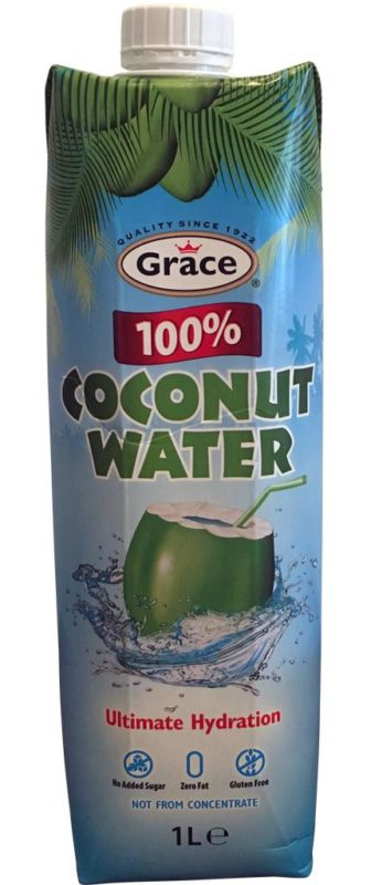 Grace 100% Coconut Water