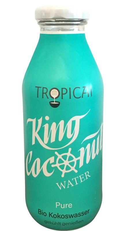 Tropicai King Coconut Water