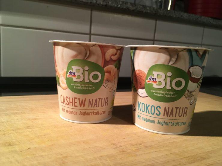 Haltbarer veganer Joghurt von dmBio