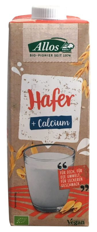 Allos Hafer +Calcium