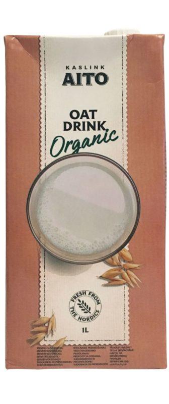Kaslink Aito Oat Drink Organic