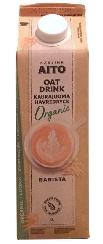 Kaslink AITO Haferdrink Organic Barista