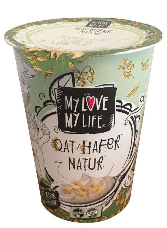 My Love my Life Hafer Natur